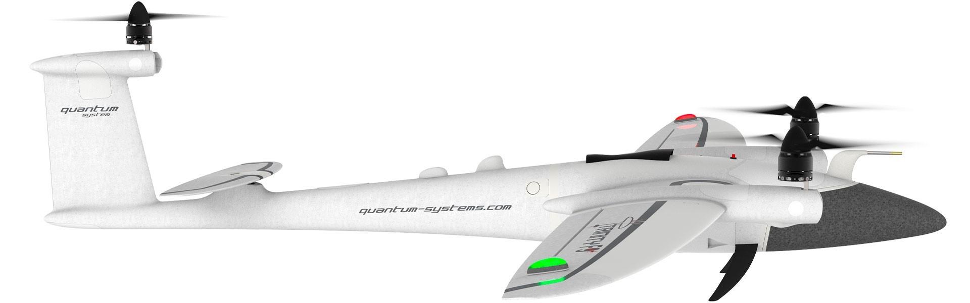 Trinity F90+ plane